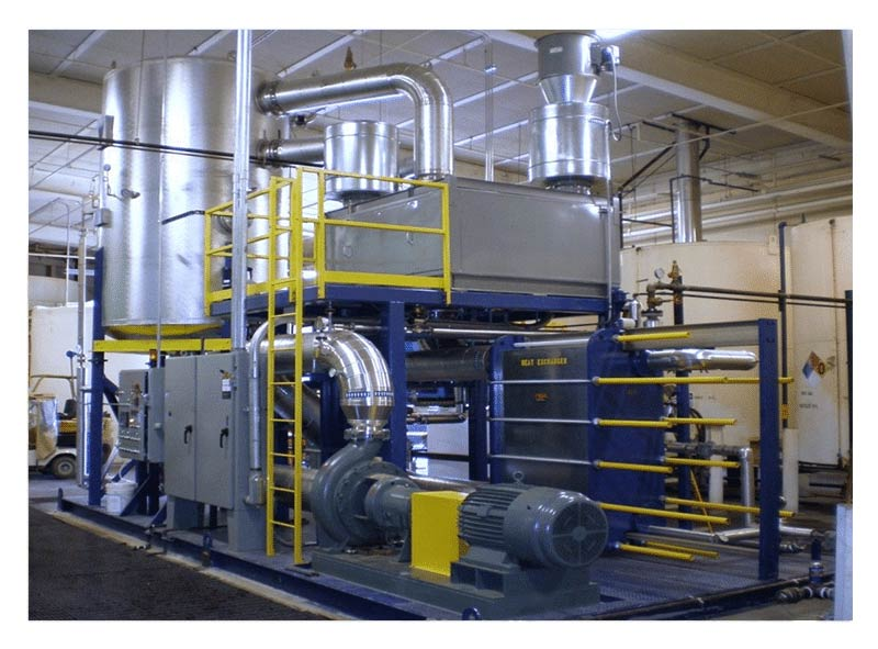 Vacom Metal Manufacturing Wastewater Treatment