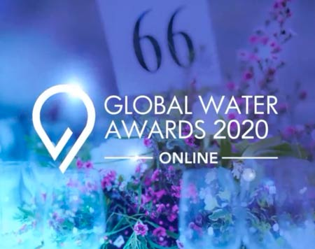 Vacom Water Treatment Global Award Winner 2020
